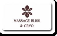 Massage Bliss & Cryo